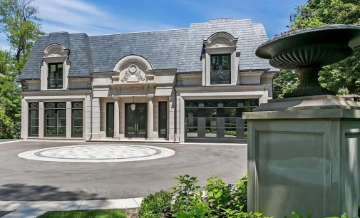 Toronto-Area Masterpiece Reduced to $8.995-Million (PHOTOS & VIDEO)