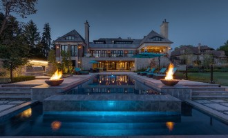 This 12,000 Sq. Ft. Ontario Residence Can Be Yours For $8.5-Million CAD (PHOTOS)