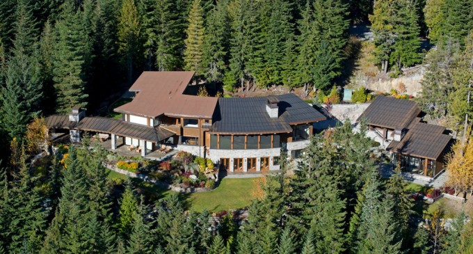 Sarah McLachlan Lists Whistler, B.C. Retreat For $13.5-Million (PHOTOS & VIDEO)