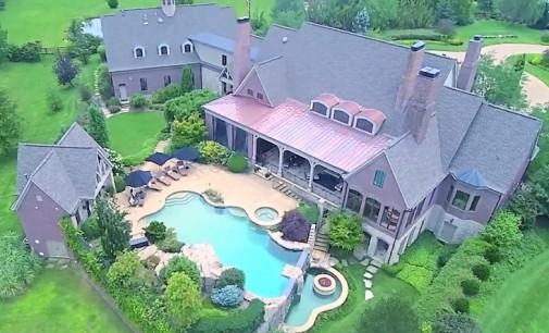 5.8-Acre River Glen Estate Takes $400K Price Cut (PHOTOS & VIDEO)