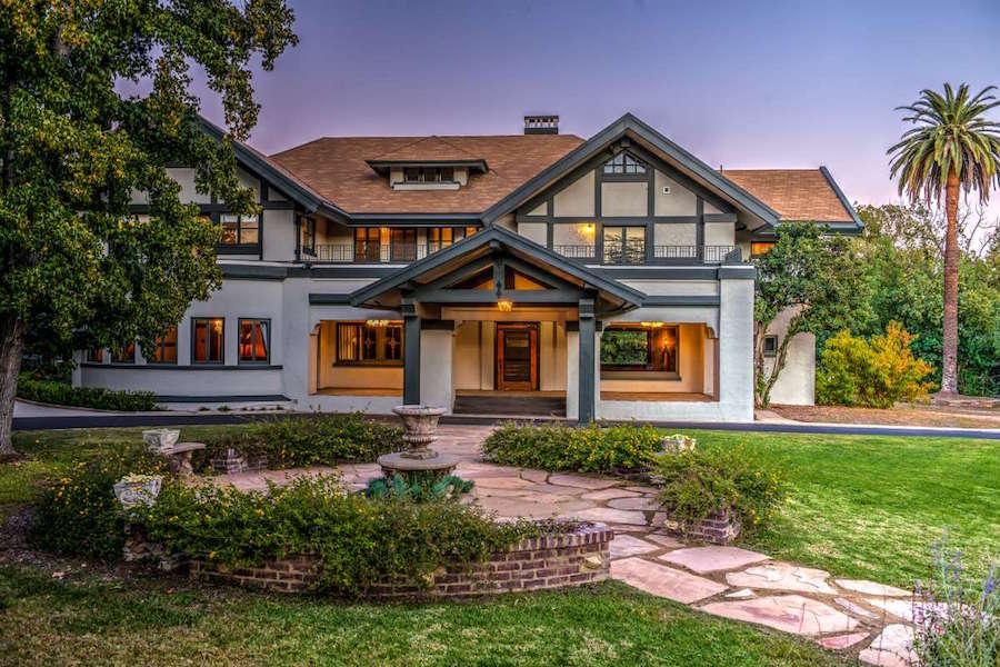 9 400 sq ft pasadena craftsman reduced to for Pasadena craftsman homes