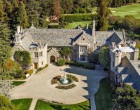 Iconic Playboy Mansion Can Be Yours For $200-Million (PHOTOS & VIDEO)