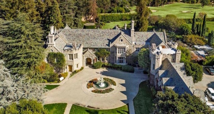 Iconic Playboy Mansion Sold To 32-Year Old Neighbour For $100-Million+ (PHOTOS & VIDEO)
