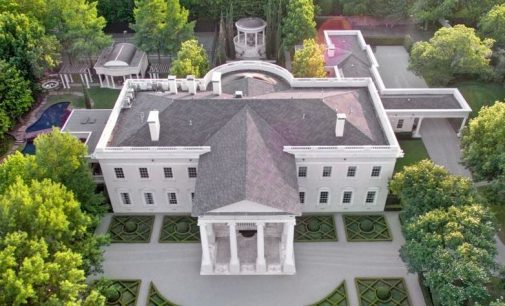 16,000 Sq. Ft. Dallas White House Yours for $10.9M, Prev. Listed as Much as $19.5M (PHOTOS & VIDEO)