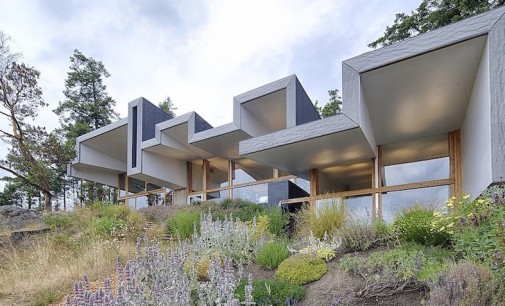 Pender Island's Architectural Ridge House Yours For $1.985-Million CAD (PHOTOS & VIDEO)