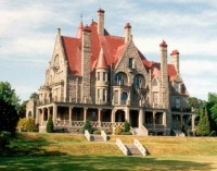 Local Landmark: Craigdarroch Castle, Setting for Upcoming Hollywood Horror Film (PHOTOS & VIDEO)