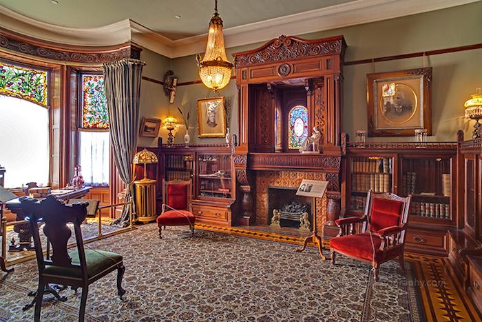 Craigdarroch Castle Drawing Room