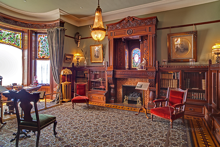 Craigdarroch Castle Drawing Room