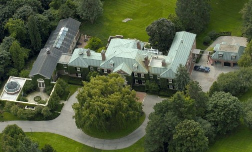 Conrad Black's Bridle Path Mansion To Be Auctioned; Reportedly Worth Upwards of $20-Million CAD (PHOTOS)
