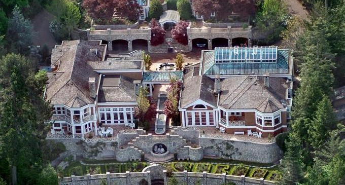 Vancouver Island's Iconic Villa Madrona Reduced To $6.8-Million (PHOTOS)