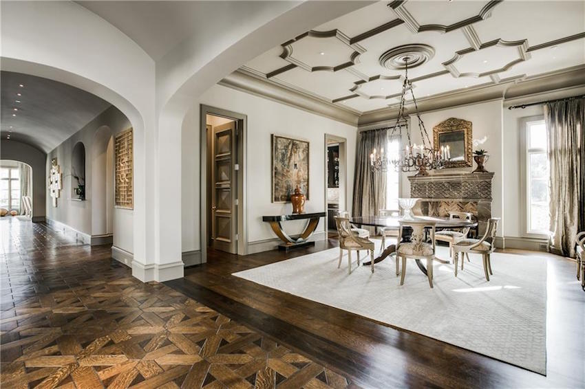 16 000 Sq Ft Preston Hollow Masterpiece Reduced To 10 5