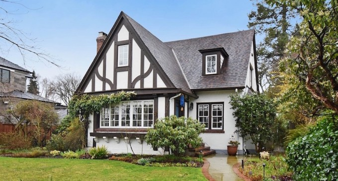 Charming c.1930 Tudor Cottage Lists for $3.95-Million in Vancouver (PHOTOS)
