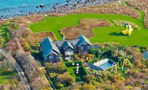 Contemporary Retreat Lists in Montauk, NY for $29.5-Million (PHOTOS)