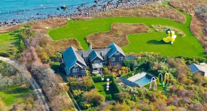 Contemporary Retreat Lists in Montauk, NY for $29.5-Million (PHOTOS)
