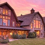 """The Barn"" – 20,000 Sq. Ft. Orem, UT Dream Home on 18-Acres for $19.5M (PHOTOS & VIDEO)"