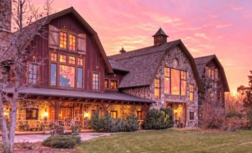 """The Barn"" – 20,000 Sq. Ft. Dream Home Asks $19.5-Million (NEW PHOTOS & VIDEO)"