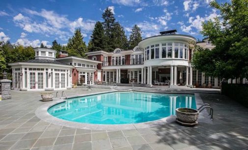 'Twin Cedars', 1.3-Acre Burnaby, B.C. Estate Yours For $18.8-Million (PHOTOS)