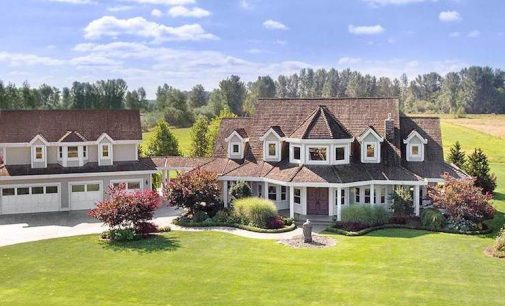 Classically Inspired Heritage Craftsman Home in Pitt Meadows, BC Reduced to $3.68M (PHOTOS & VIDEO)