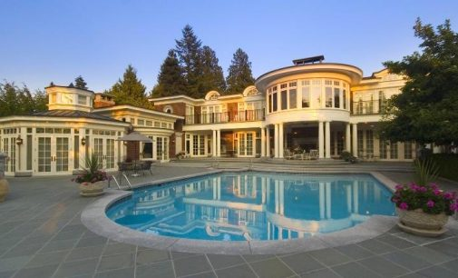'Twin Cedars', 1.3-Acre Burnaby, B.C. Estate Hits The Market For $18.8-Million (PHOTOS)