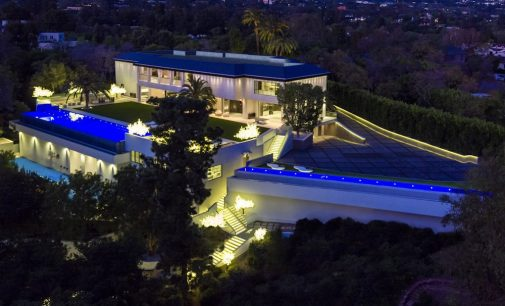 38,000 Sq. Ft. Los Angeles Spec Mansion Lists For $150-Million (PHOTOS)