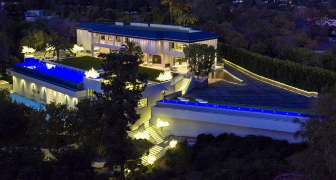 38,000 Sq. Ft. Los Angeles Spec Mansion Lists For $150-Million (PHOTOS)