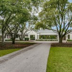 First Time On The Market, 9,098 Sq. Ft. Texas Contemporary Asks $11.955-Million (PHOTOS)