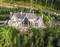Brand New Ferris Rafauli Designed Compound on Lake Rosseau Asks $14.95-Million (PHOTOS & VIDEO)