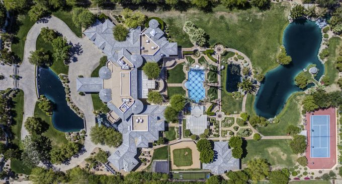 18,000 Sq. Ft. Desert Paradise on 4.8-Acres in Rancho Mirage, CA for $9.995M (PHOTOS & VIDEO)