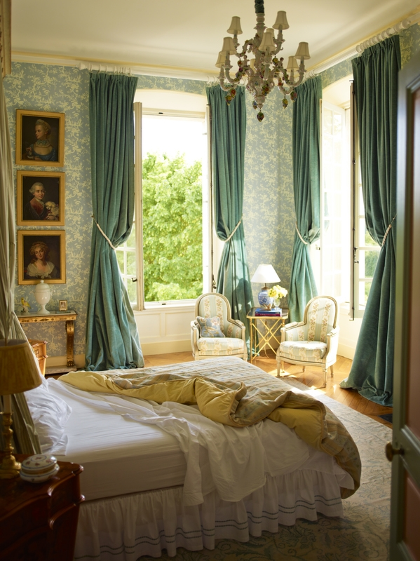 Timothy Corrigan S Restored 18th Century French Chateau Du