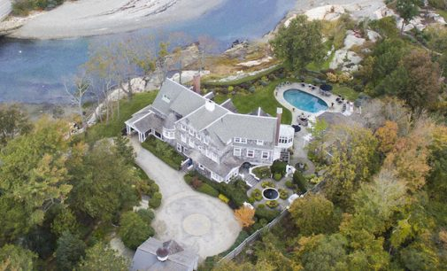 c.1890 Shingle Style Beach Home Hits The Market For $6.695-Million (PHOTOS & VIDEO)