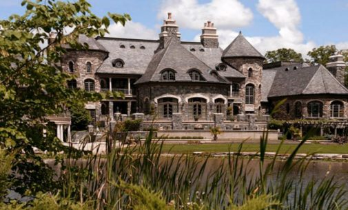 Former Pizza Hut Entrepreneur's 50,000 Sq. Ft. Indiana Mansion Yours For $30-Million (PHOTOS)