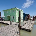 Own This Extremely Charming Float Home For Just $279K CAD! (PHOTOS)