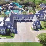Texas Dentist Re-Lists 8 Bed/22 Bath, 37,000 Sq. Ft. Manor With Private Waterpark For $28.8-Million, Prev. Listed For $32-Million (PHOTOS & VIDEO)