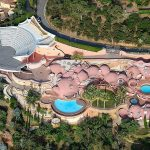 This Artistic French Compound Comes Complete with 500 Seat Oceanside Amphitheatre (PHOTOS)