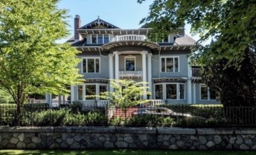 $18.8-Million Vancouver Home Couldn't Sell, Relists for $21-Million (PHOTOS)