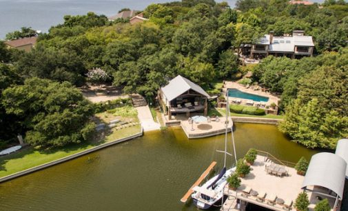 Texas Billionaire Slashes Private Eagle Mountain Lake Compound to $5.999-Million (PHOTOS & VIDEO)