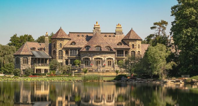 Former Pizza Hut Entrepreneur's 50,000 Sq. Ft. Fort Wayne, IN Mansion for $30M (PHOTOS)