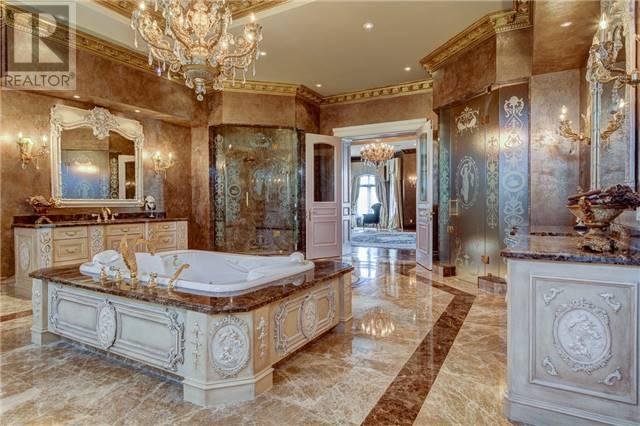 28 000 Sq Ft Canadian Palace Inspired By Palace Of