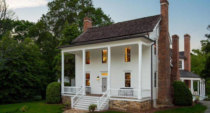 North Carolina's c.1828 William Lee House Can Be Yours For $3.449-Million (PHOTOS)