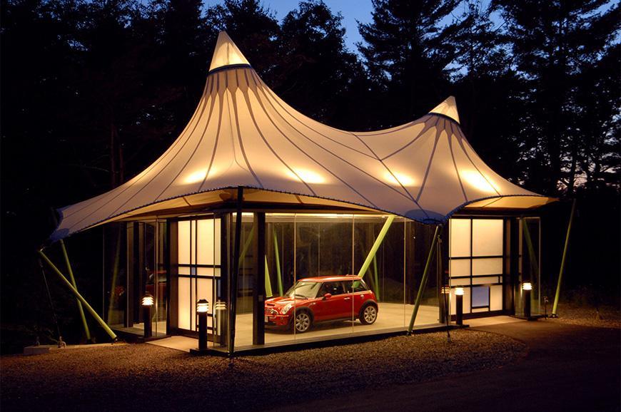 Ridge House & Garage By MGA Architects (PHOTOS)