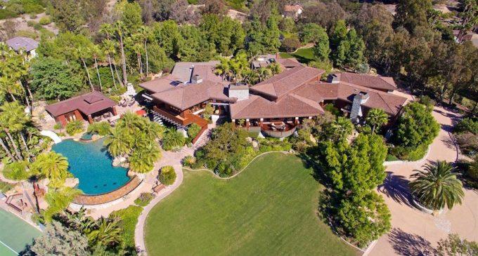 Rancho Santa Fe's 'Secret Ranch' Yours For $23-Million (PHOTOS & VIDEO)