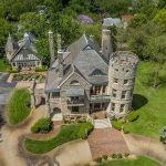 17 Bed, 19 Bath c.1886 Castle In Kansas Yours For $3.5-Million (PHOTOS)