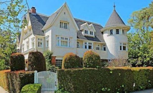 c.1890 Victorian Mansion From 'Cheaper By The Dozen' Reduced to $7.696-Million (PHOTOS)