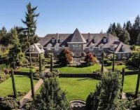 21,000 Sq. Ft. Manor On 9.4-Acres With Loads Of Potential Lists In Salem, OR For $3.5-Million (PHOTOS)
