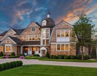 """Tower House"", A Brand New Southampton Estate For $29.5-Million (PHOTOS)"