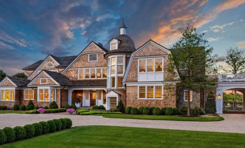"""Tower House"", A Brand New Southampton Estate For $29.9-Million (PHOTOS) [SOLD]"