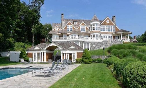 Shope Reno Wharton Masterpiece Reduced to $19.9-Million in Rye, New York (PHOTOS) [Off The Market]