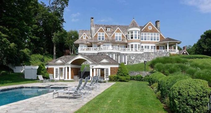Shope Reno Wharton Masterpiece Reduced to $19.9-Million in Rye, New York (PHOTOS)