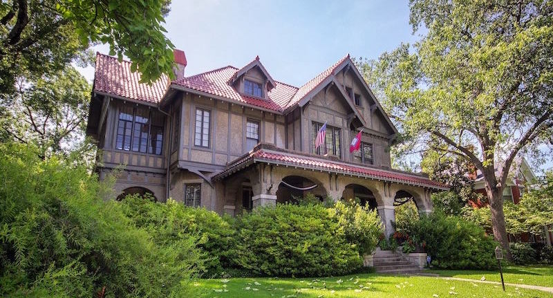 Little Rock's Quapaw Quarter Historic District c.1884 Turner-Back House Sells for $910K (PHOTOS)