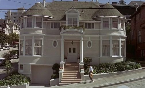 Iconic 'Mrs. Doubtfire' Home In San Francisco Asks $4.45-Million (PHOTOS & VIDEO)